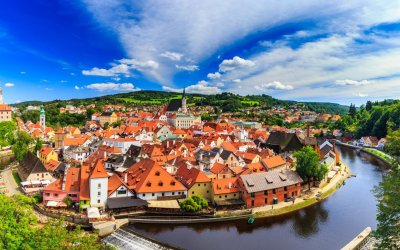 Small Group Day Trip to Cesky Krumlov