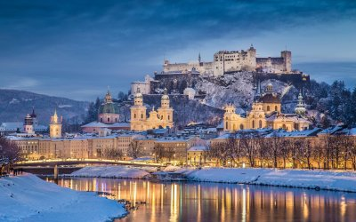 Salzburg Christmas Markets Day Trip from Vienna